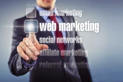 Objectifs à atteindre si vous utilisez le marketing website