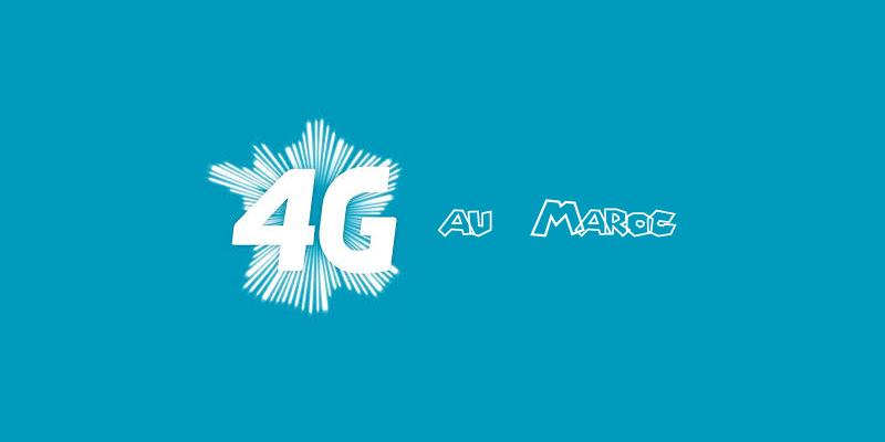 4G au Maroc n'est plus un rêve c'est une réalité