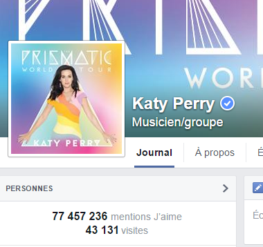 j'aime des top pages N°15 (2) KATY PERRY