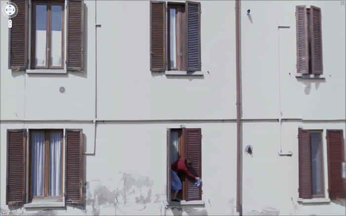 Top images bizarres sur Google Street View