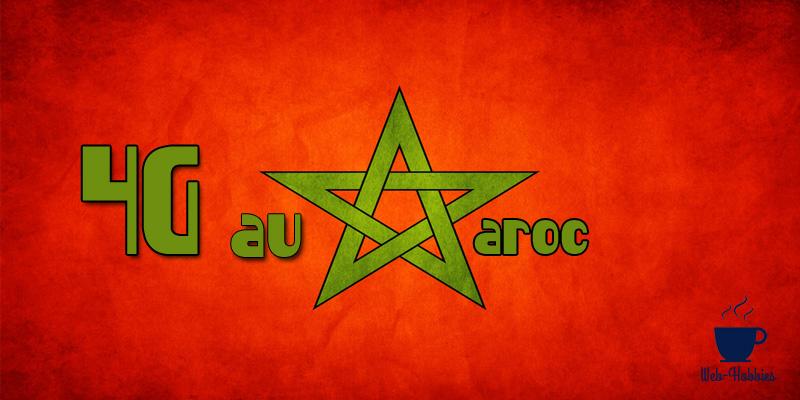 4G Au Maroc, avantages et actualités…