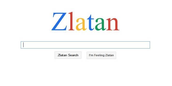 Un nouveau moteur de recherche qui porte le nom de Zlatan Ibrahimovic