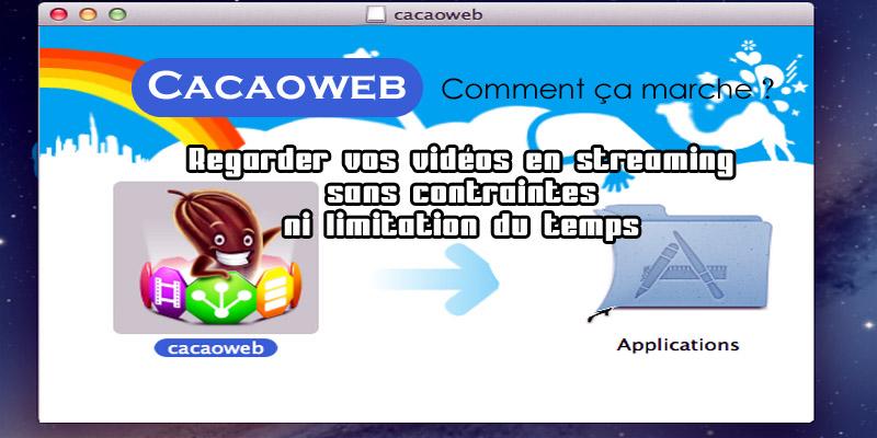 cacaoweb comment a marche regarder vid os streaming sans. Black Bedroom Furniture Sets. Home Design Ideas