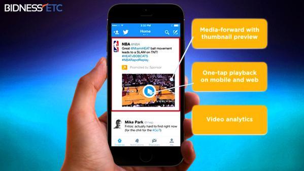 L' AutoPlay media sur Twitter – des meilleurs résultats pour les marques et les utilisateurs
