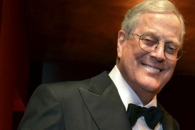 David H. Koch : TOP 10 des milliardaires les plus riches du monde
