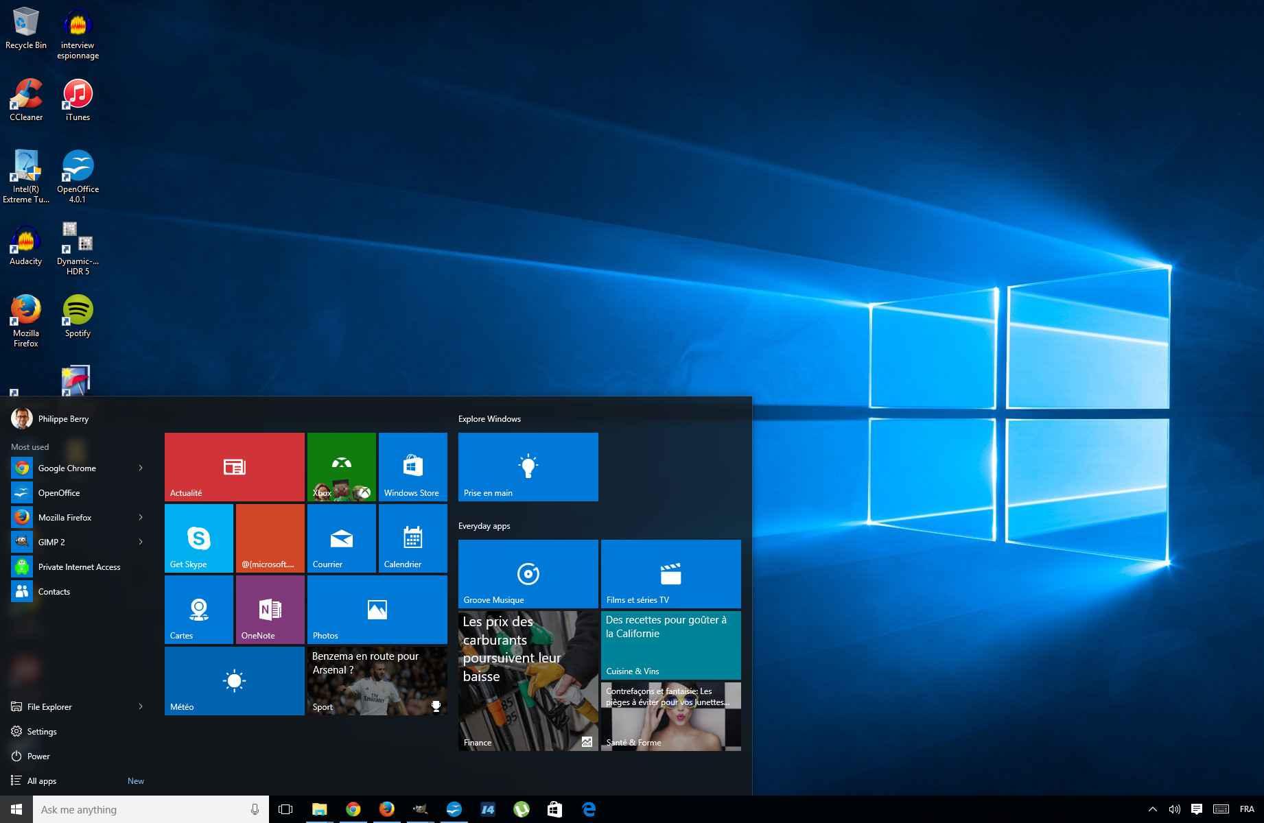 Ce qu'il faut savoir : Windows 10 le lancement officiel avec tous ses versions