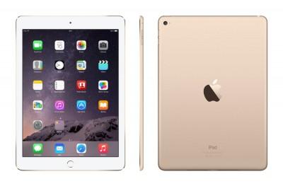 Apple iPad Air 2 : TOP 10 tablettes : Les meilleures tablettes 10 pouces en 2015
