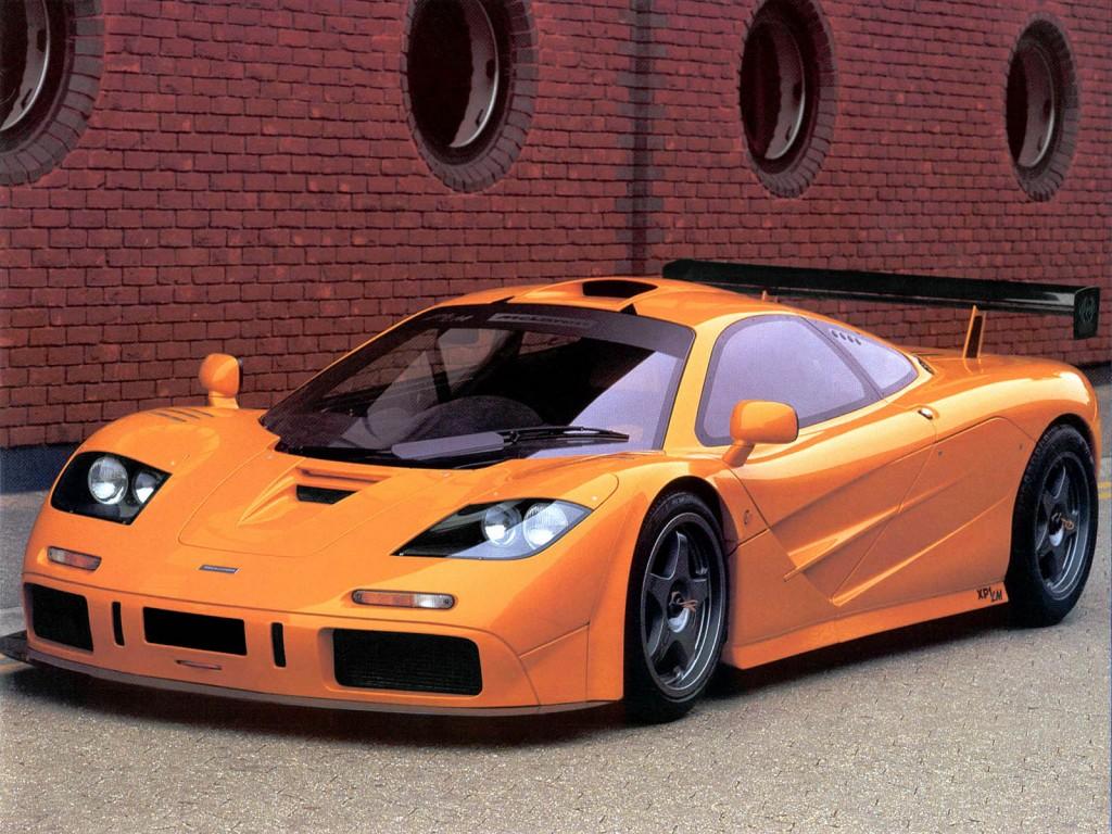 McLaren F1 - TOP 10 historique : La voiture la plus rapide du monde