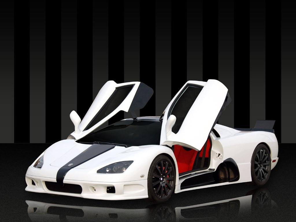SSC Ultimate Aero - TOP 10 des voitures les plus rapides au monde en 2015