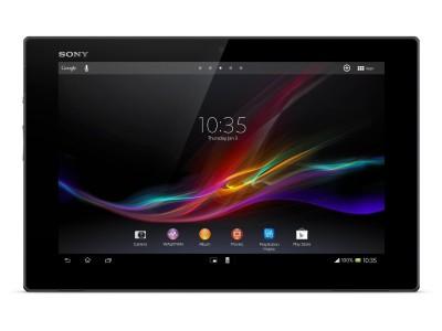 Sony Xperia Z4 Tablet : TOP 10 tablettes : Les meilleures tablettes 10 pouces en 2015