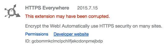 L'HTTPS Everywhere