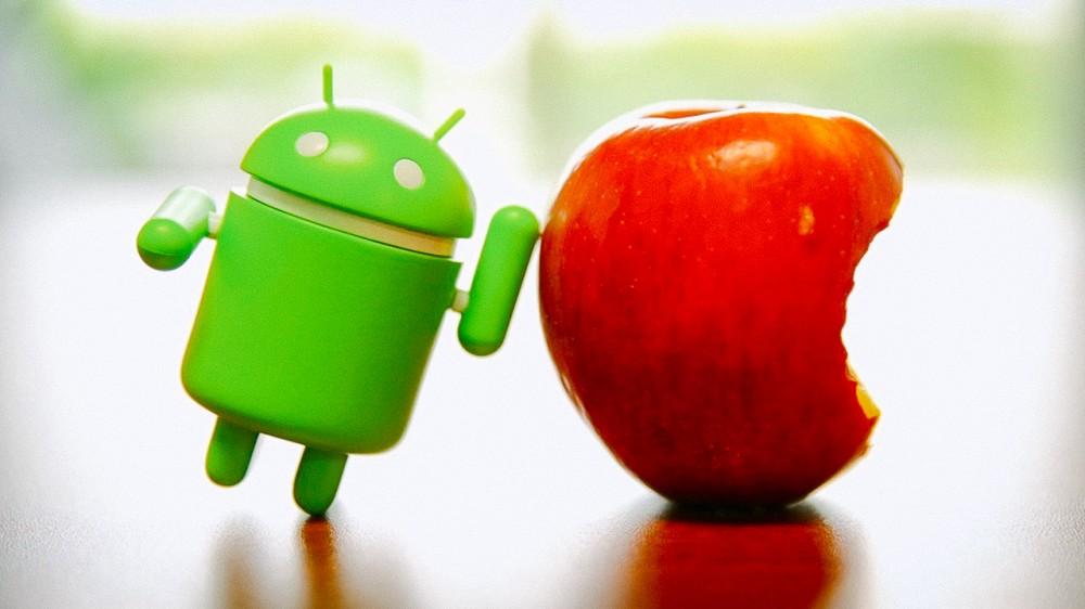 iOS ou Android ? Choisissez votre système mobile convenable !