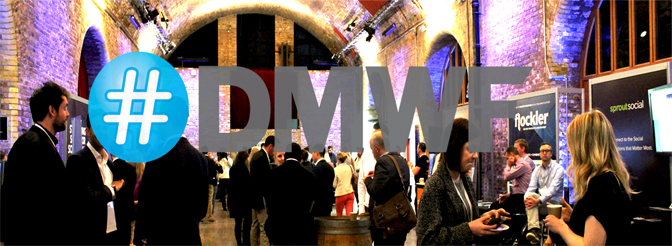 #DMWF : Le Forum Mondial du Marketing Numérique à Amsterdam en Décembre