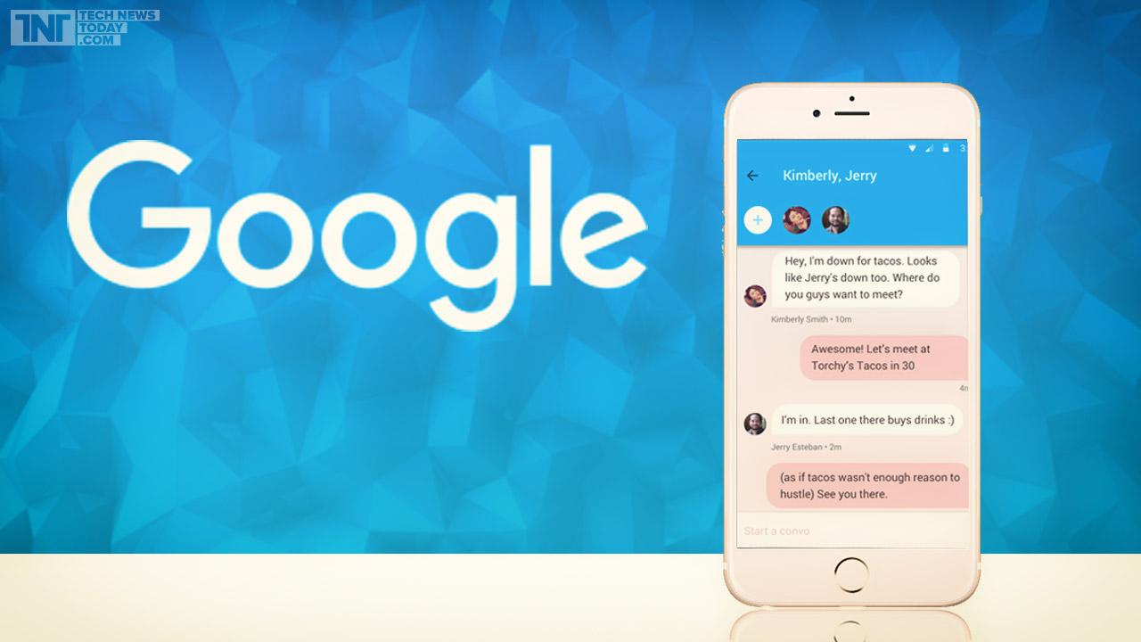 Who's Down | app google permet de savoir qui «est disponible»