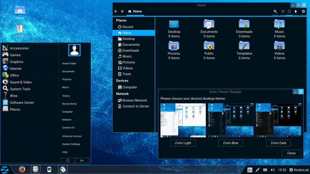 remplacer Windows par Linux : Windows 7 vers Linux Zorin OS