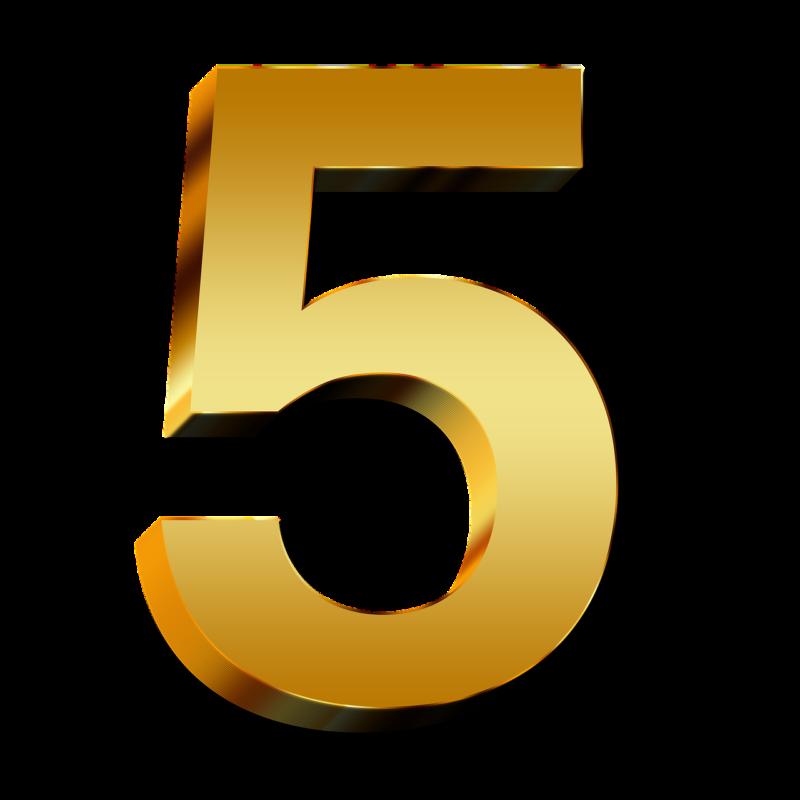 5 ème place