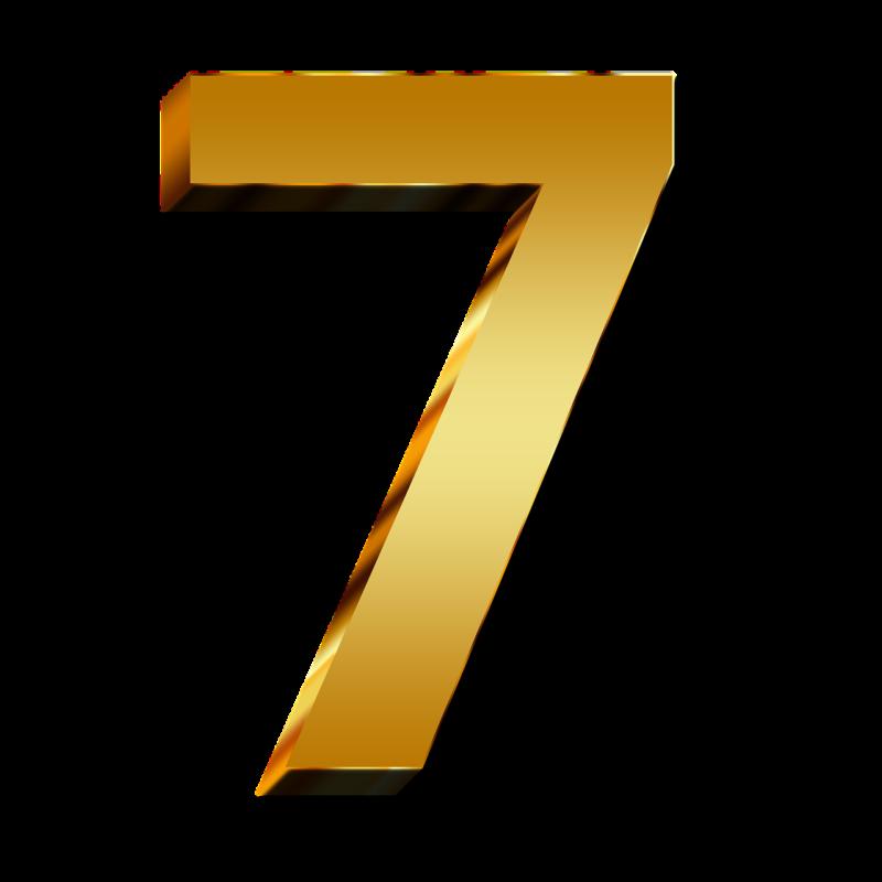 7 ème place