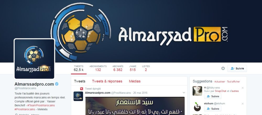 Twitter Almarssadpro
