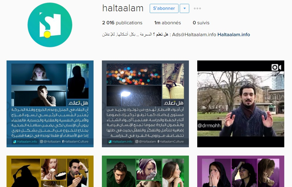 Instagram Haltaalam.info