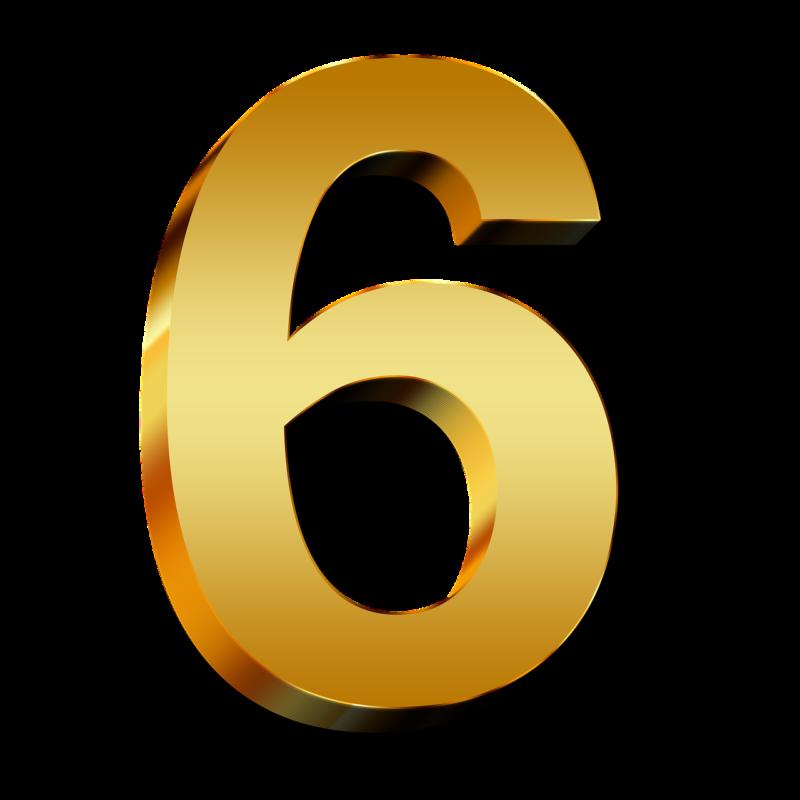 6 ème place