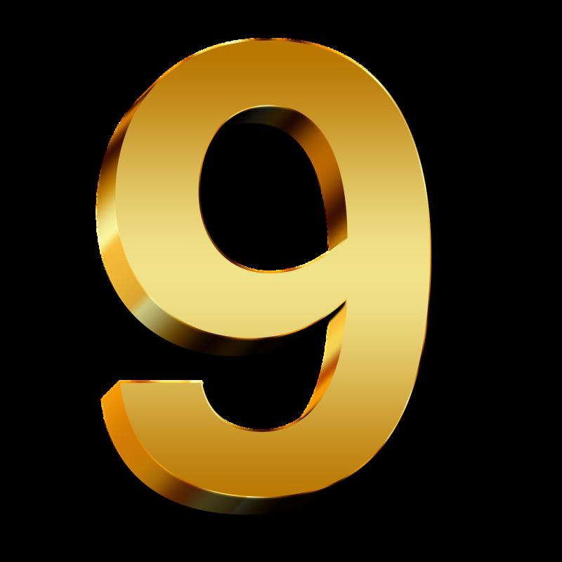 9 ème place