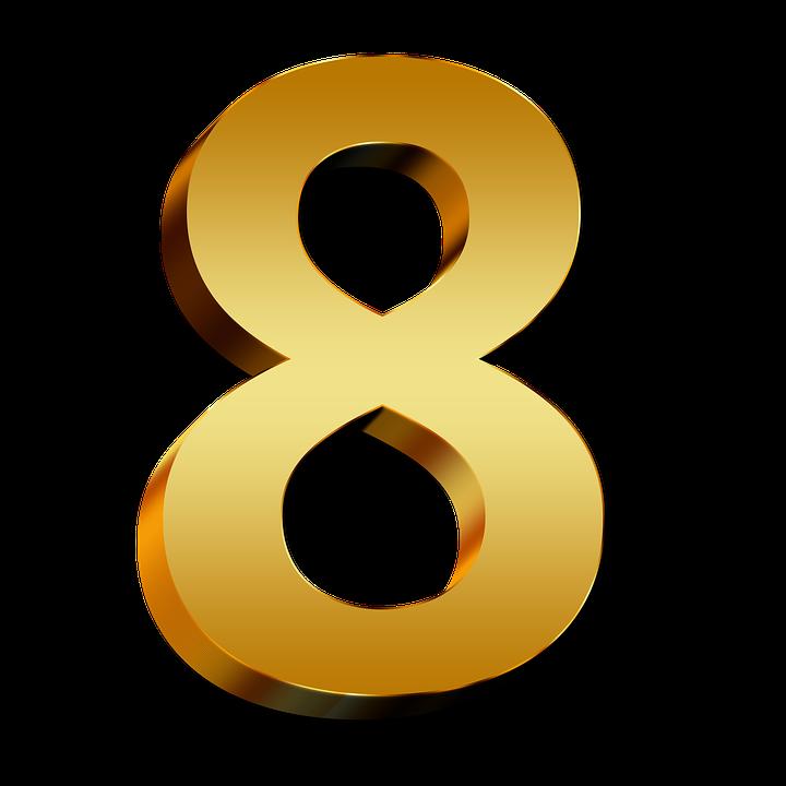 8 ème place