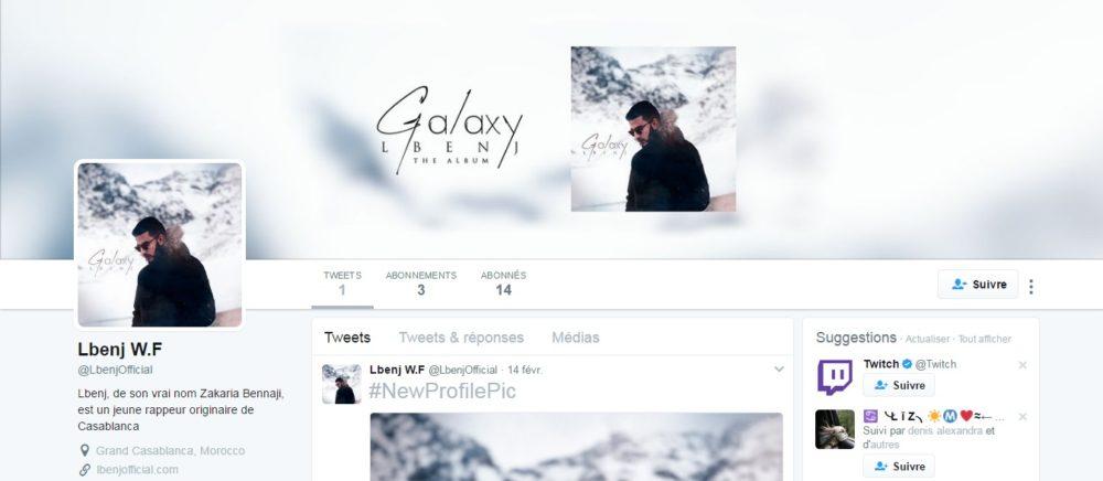 Twitter de Lbenj W.F - Rap Maroc 2017